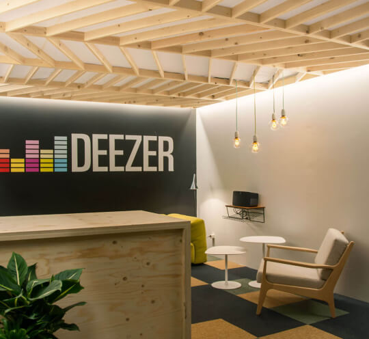 DEEZER MOBILE WORLD CONGRESS 2016